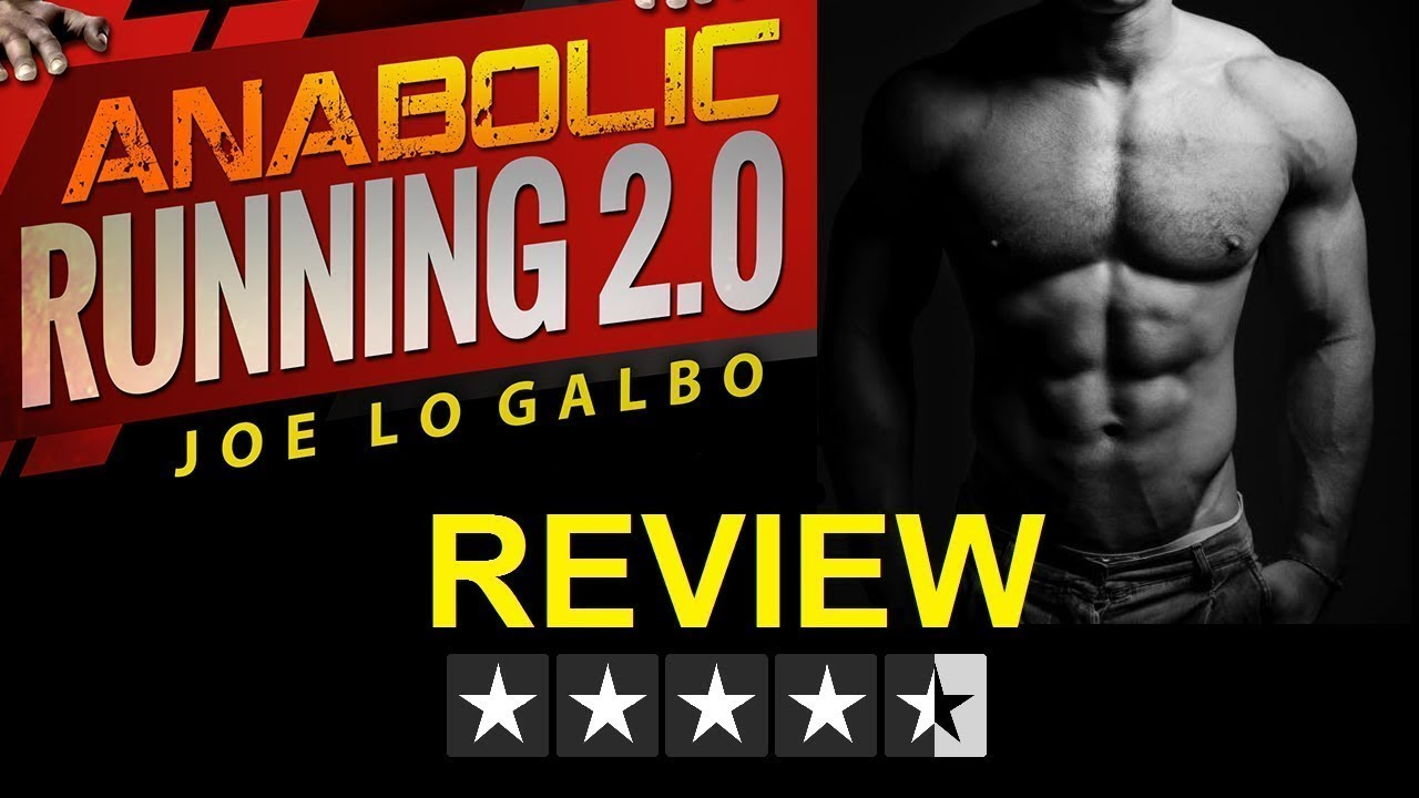 The Anabolic Running Review